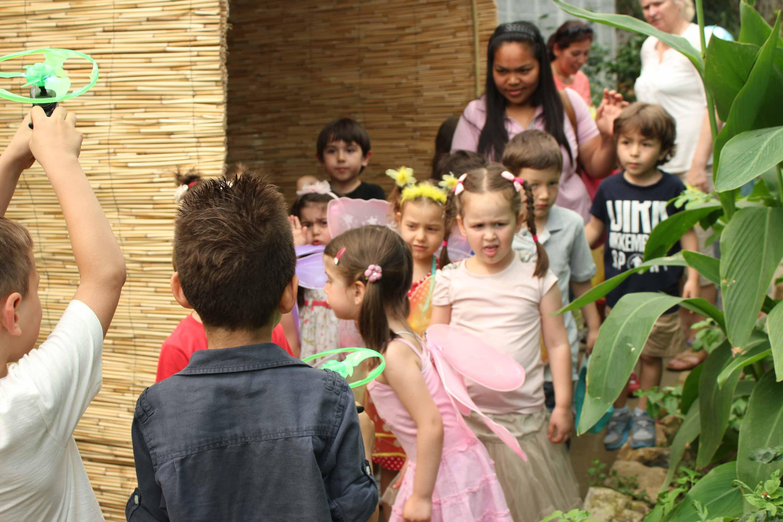 Kelebeklerle buluşma 2